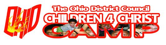 Ohio District Council Children 4 Christ Camp
